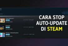 Cara Mematikan Auto Update Game di Steam