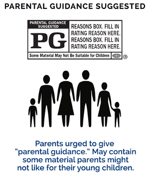 Rating PG