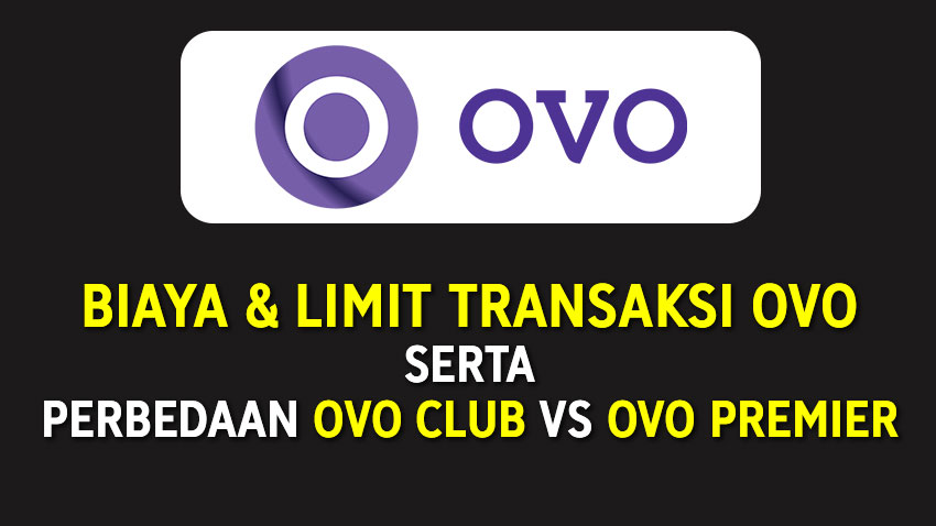 Biaya & Limit Transaksi OVO