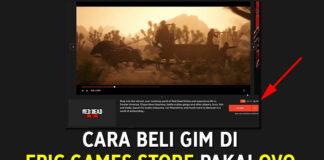 Cara Beli Gim di Epic Games Store Pakai OVO