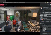 Febby Atiga Gaming - Live Streaming GTA 5 Roleplay