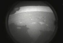 Foto dari Mars Perseverance Rover NASA