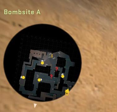 Radar Map CSGO