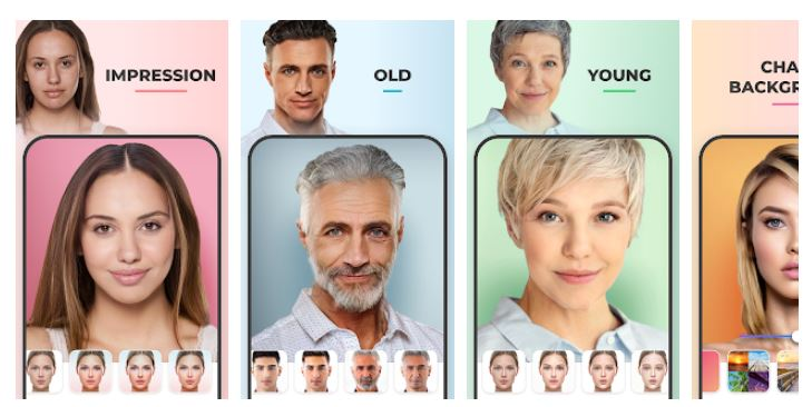 4 Aplikasi Yang Bisa Mengubah Wajah Kita Menjadi Gender Lain Tua Cantik Dan Mirip Artis Evotekno
