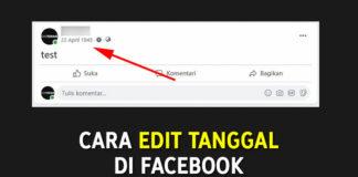 Cara Edit Gambar di Facebook