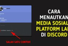 Cara Menautkan Media Sosial atau Platform Lain di Discord -