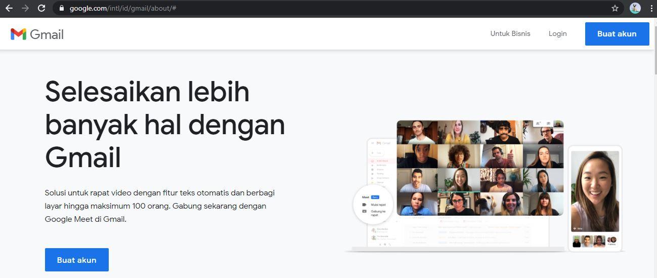 Halaman Gmail - EvoTekno