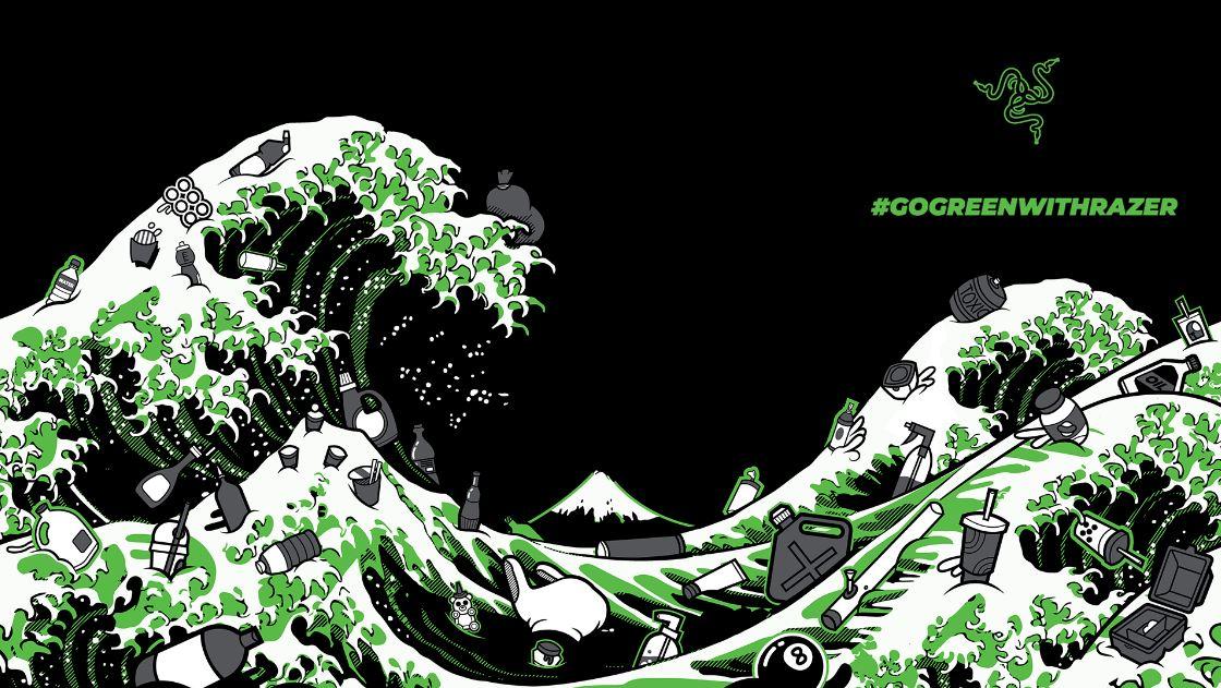 Tema Kanagawa Wave