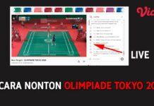 2 Cara Nonton Olimpiade Tokyo 2020