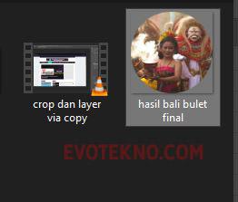 Hasil setelah di save ke PNG - Adobe Photoshop
