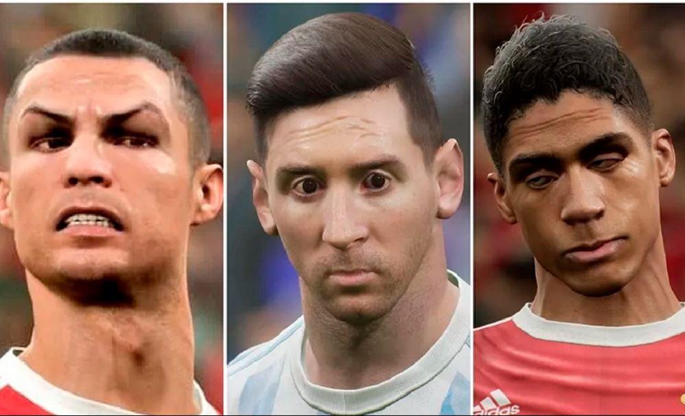 eFootball 2022 Meme